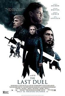 The Last Duel (2021 film) - Wikipedia