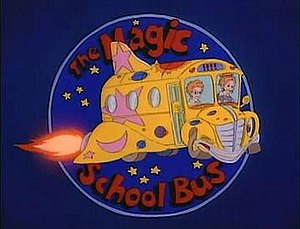 The Magic School Bus (TV series) - Image: The Magic School Bus title credit