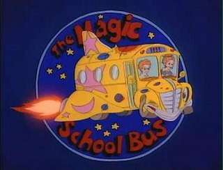 <i>The Magic School Bus</i> (TV series) Canadian-American animated childrens television series
