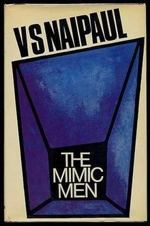 The Mimic Men by VS Naipaul First Edition 1967 Cover.jpg