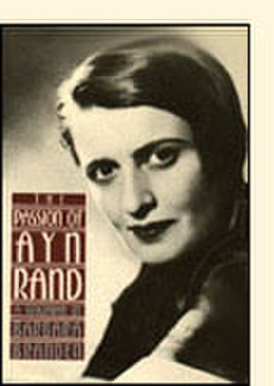 The Passion of Ayn Rand - Cover of the first edition