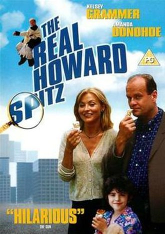 The Real Howard Spitz - Video cover