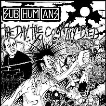 Image result for the day the country died subhumans
