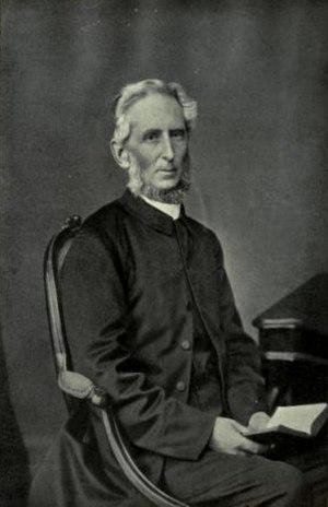 St. John's College, Agra - Thomas Valpy French