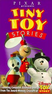 <i>Tiny Toy Stories</i>
