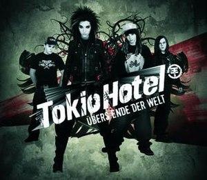 Übers Ende der Welt - Image: Tokio Hotel Ubers Ende Der Welt Maxi Cover