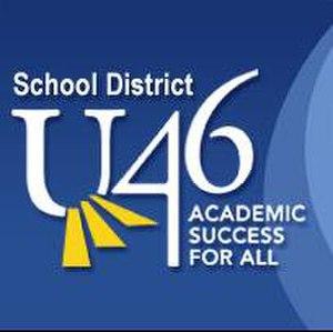 Elgin Area School District U46 - Image: U46