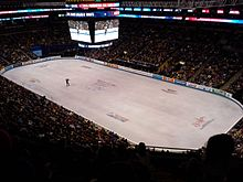 Meryl Davis and Charlie White perform their free dance at the 2014 U.S. Championships