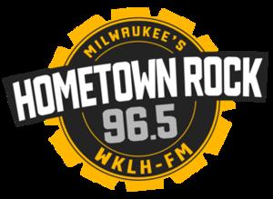 WKLH - Image: WKLH Hometown Rock 96.5 logo