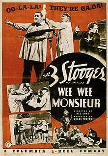 <i>Wee Wee Monsieur</i>