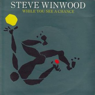 While You See a Chance - Image: While You See a Chance Steve Winwood