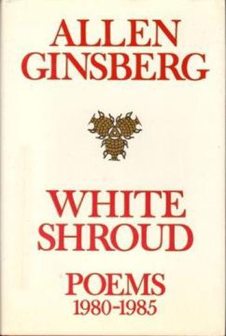 White Shroud Poems - First edition (publ. Harper & Row)