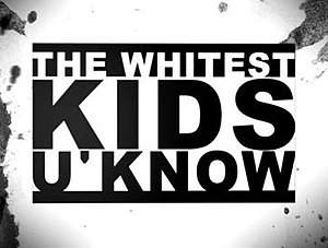 The Whitest Kids U' Know - Titlecard for Seasons 1–5