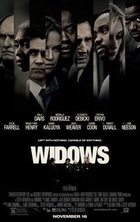 <i>Widows</i> (2018 film) 2018 heist film directed by Steve McQueen