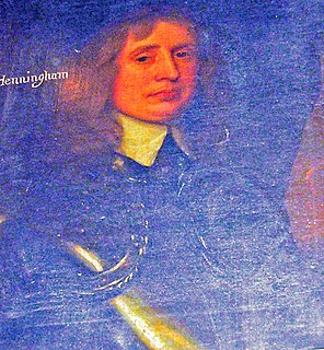 William Heveningham English politician