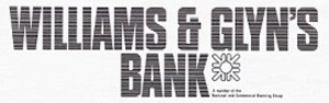 Williams & Glyn's Bank - Image: Williams & Glyn's