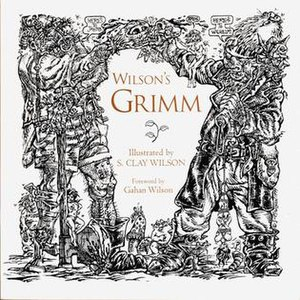 S. Clay Wilson - Image: Wilson's Grimm cover
