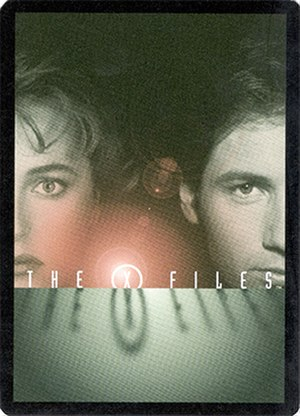 The X-Files Collectible Card Game - Image: X Files CCG