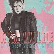 Kim Wilde — You Keep Me Hangin' On (studio acapella)