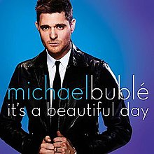 its a beautiful day michael bubl single cover