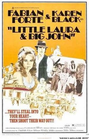 "Little Laura and Big John - Image: ""Little Laura and Big John"" (1973)"