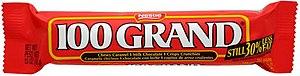 100 Grand Bar - Image: 100 Grand Wrapper Small