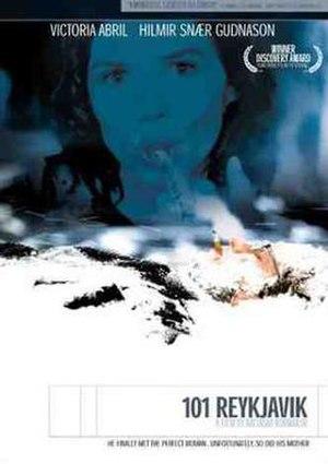 101 Reykjavík - DVD cover