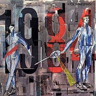 1984 (Rick Wakeman album) - Image: 1984 Charisma