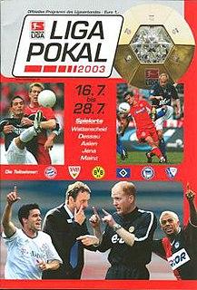 2003 DFB-Ligapokal