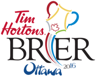 2016 Tim Hortons Brier