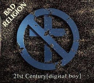 21st Century (Digital Boy) - Image: 21st Century (Digital Boy)