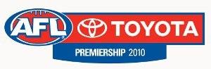 2010 AFL season - Official 2010 AFL logo