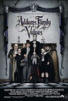 Picture of a movie: Addams Family Values