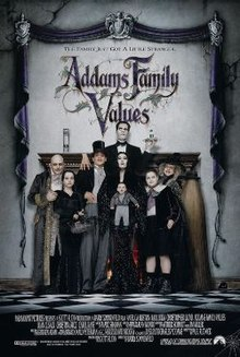 Addams Family Values movie