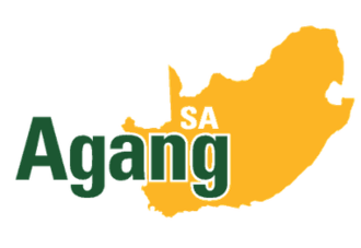 Agang South Africa - Agang SA's logo from time of founding until adoption of current logo