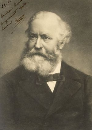 Georges Bizet - Charles Gounod, depicted here in later life, was a mentor and inspiration to Bizet in the latter's Conservatoire years.