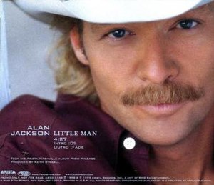 Little Man (Alan Jackson song) - Image: Alan Jackson Little Man