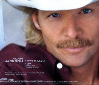 Little Man (Alan Jackson song)