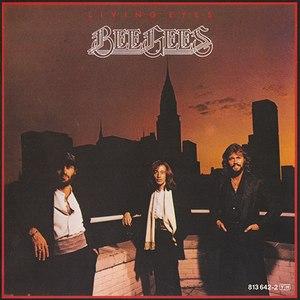 Living Eyes (Bee Gees album) - Image: Album Living Eyes