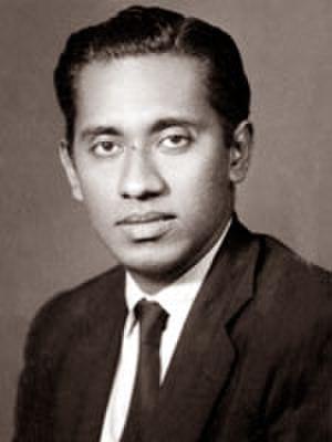 Alfred Duraiappah - Image: Alfred Duraiappah