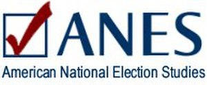 American National Election Studies - Image: Anes logo