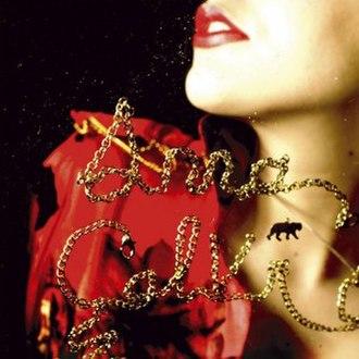 Anna Calvi (album) - Image: Anna Calvi 2