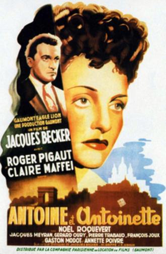 Antoine and Antoinette - Film poster