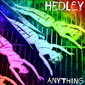 Anything (Hedley song) - Image: Anything Single by Hedley