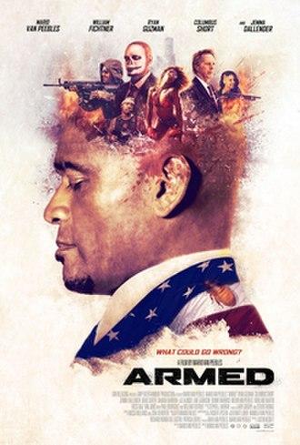 Armed (film) - Film poster