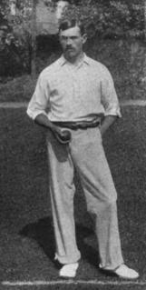 Arthur Fielder English cricketer