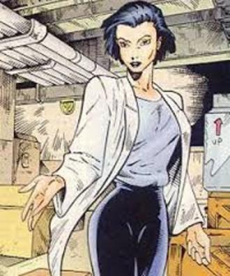 Ashley Kafka - Image: Ashley Kafka, as she appears in a comic book