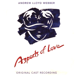 Aspects of Love - Original West End Logo