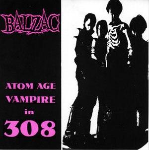 Atom Age Vampire in 308 - Image: Atom Age Vampire in 308 cover