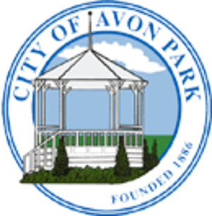 Avon Park, Florida - Image: Avonparklogo
